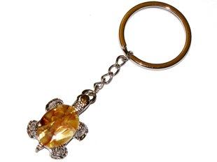 Atslēgu piekariņš, bruņurupucis